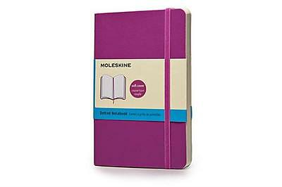 Moleskine Classic Small Dotted Notebook: Orchid Purple
