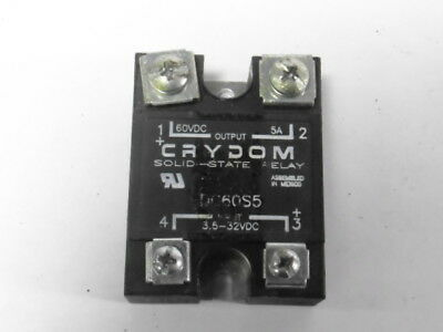 Crydom DC60S5 Solid State Relay 5A 60VDC ! WOW !