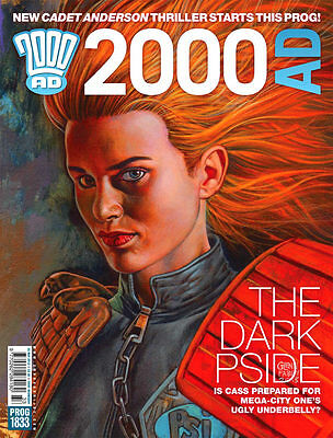 2000AD Prog #1833 - 22 May 2013 - NEW