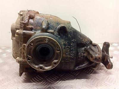2008 Bmw 1 Series E87 118D Manual Rear Diff Differential 3.07 Ratio 7566169