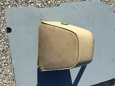 Rover P6 Factory Optional   Headrest , from a Florida Car (ET Style)