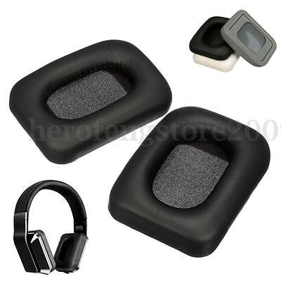 For Inspiration PU Leather Headphones Replacement Black Earpad Ear Pads Cushion