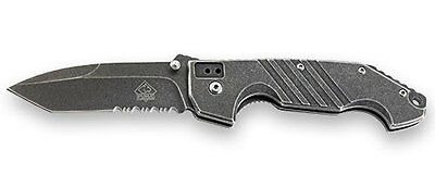 PUMA TEC ONE-HAND FOLDING KNIFE / BELT CLIP / 7331712 ** NEW in BOX **