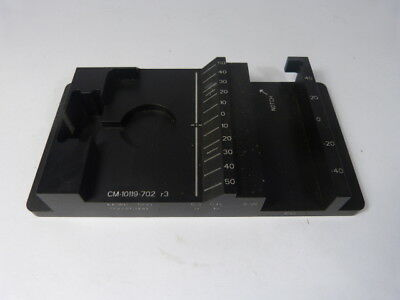 Laser C+30 CM-10119-702 Lower Carriage Optical Base ! WOW !