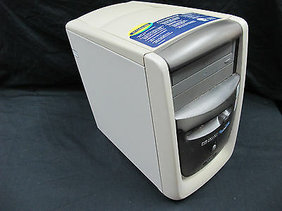 HP Pavilion 6601 RETRO PC Good for Old School Gaming - 500Mhz CPU 64mb 4.3 HDD