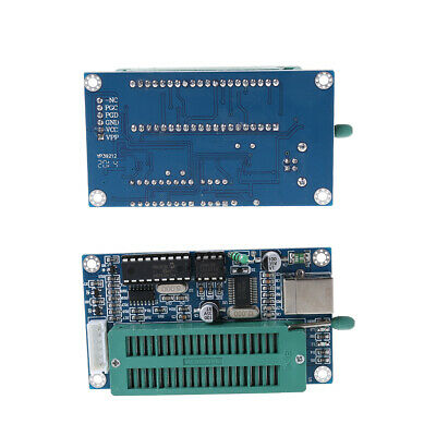 K150 PIC USB Automatic Programming Develop Microcontroller Programmer ICSP 1pc