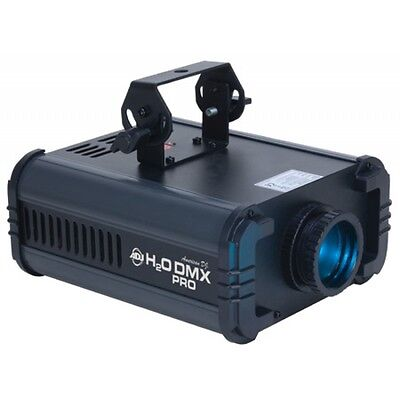 American DJ H2O DMX PRO IR 80W LED Water Simulated Flowing Fixture w/ Remote