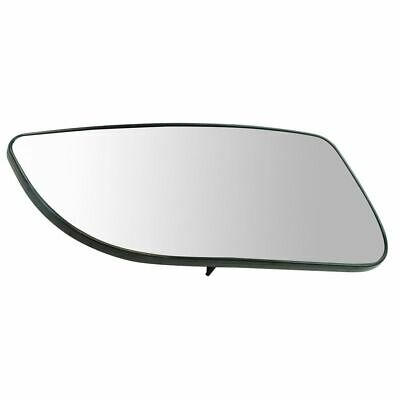 Towing Mirror Glass Driver Side Left LH for 94-10 Dodge Ram Pickup Truck New