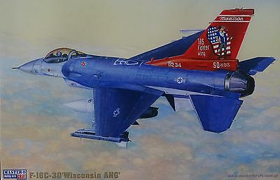 "MISTERCRAFT® 040741 F-16C-30 ""Wisconsin ANG"" in 1:72"