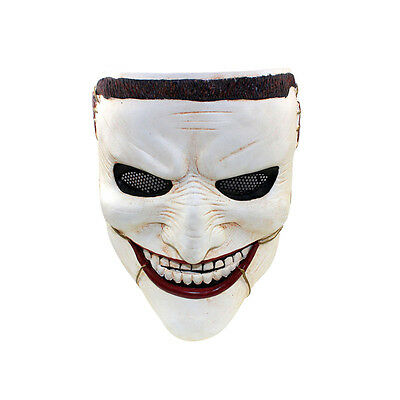New Adult Terror  White Death family Paintball Airsoft War Games Protection Mask