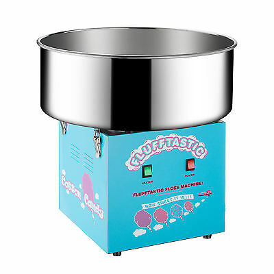 Great Northern Popcorn Cotton Candy Machine Flufftastic Floss Maker Electric