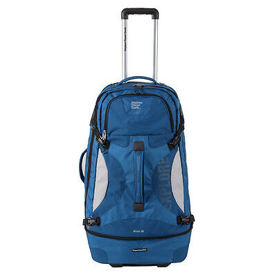 Explore Planet Earth Milan Roller Pack - 85 Litres - Navy MIL85NVY