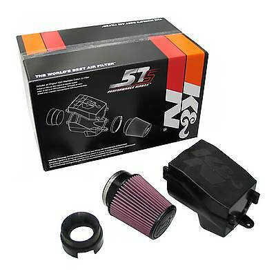 K&N 57S Air Filter Induction/Intake/Airbox Kit For Ford Focus RS Mk3 - 57S-4000