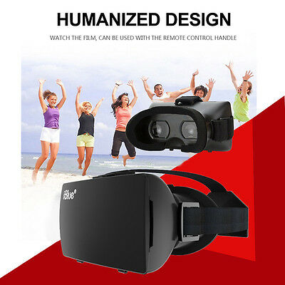 "iBlue Virtual Reality VR Box Headset 3D Glasses for 4.0""-6.5"" Android iPhone MT"