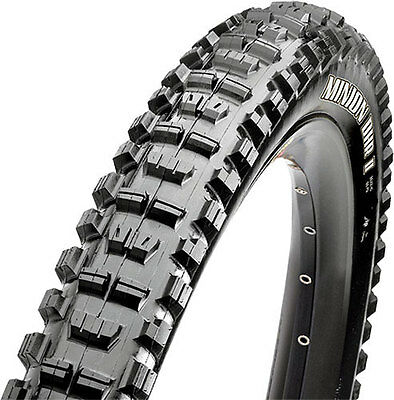 Maxxis Minion DHR II - EXO TR Mountain Bike Tyre Folding