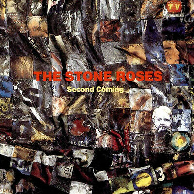 THE STONE ROSES Second Coming 2012 heavyweight 180g vinyl 2-LP + MP3 NEW/SEALED