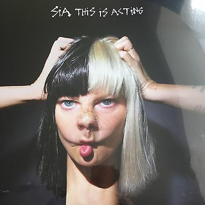 Sia - This Is Acting - Lp On Black And White Vinyl - Rsd 2016 - New And Sealed