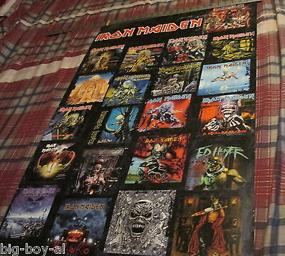 """Iron Maiden - Dance Of Death - 2003  Promo Poster --- 24"""" X 36""""  -----  K @ @ L"""