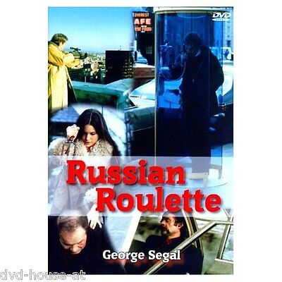 DVD * RUSSIAN ROULETTE / RUSSISCHES ROULETTE * NEU & OVP * George Segal *