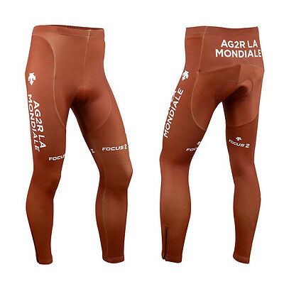 Hot Sale Men's Cycling Long Pants 3D Pad Bike Bicycle Wear Trousers Cycle Tights