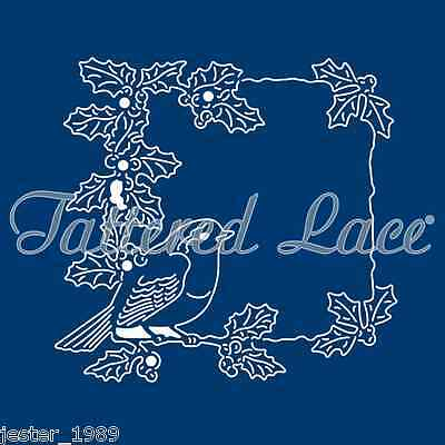 Tattered Lace Verschmolzen Weihnachten Robin Stanze D1301 & 1306 Stephanie