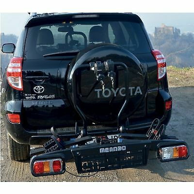 Menabo Alphard 2 Bike / Cycle 50mm Towball / Towbar Carrier / Rack -  BC3042