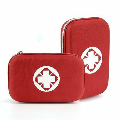First Aid Kit Emergency Home Camping Car Sport Travel Medical Carry Bag Empty