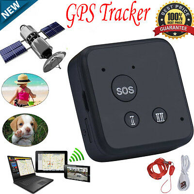 GSM GPRS GPS Tracker Vehicle Car Pet Real time Car Tracking Systems Device Alarm