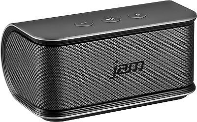 HMDX Jam Alloy Bluetooth Wireless Portable Stereo Speaker with Active Drivers