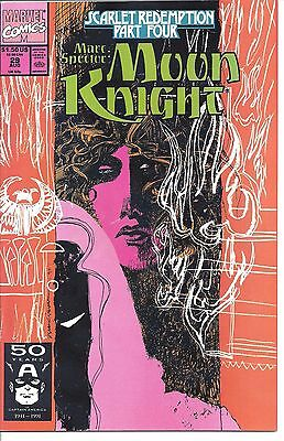 Marc Spector: Moon Knight #29 (1991) NM  DeMatteis - Garney