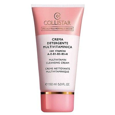 COLLISTAR Crema Detergente Multivitaminica 150ml - Multivitamin Cleansing Cream