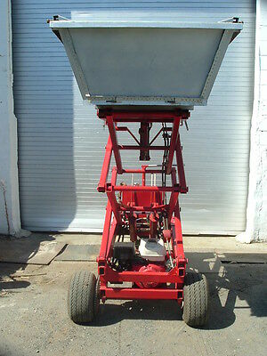 Power Cart with Lift