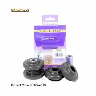 Powerflex Black Rear Lower Arm Outer Bushes Set Of 2  - PFR5-4618BLK