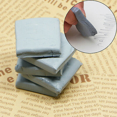 Strong Adhesive Kneadable Rubber Eraser Artists Cleaning Pencil Sketch Drawing