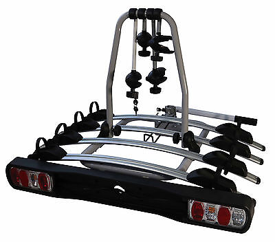 Sparkrite 3 and 4 Bike, Tow Bar Cycle Carriers