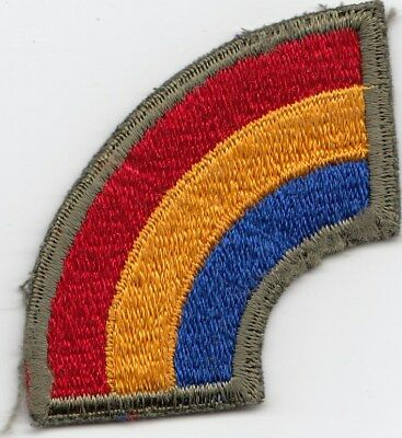 Us Army Patch - 42Nd Infantry Division