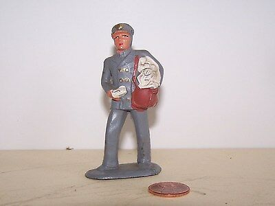 Standard Scale Barclay or Manoil Mailman Lot Q16-30