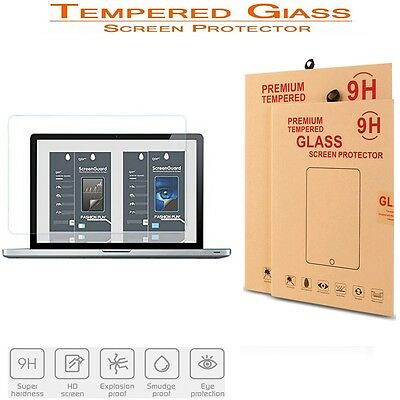 """For Apple MacBook Air 13"""" Premium Tempered Glass Screen Protector 9H Glass 0.3MM"""