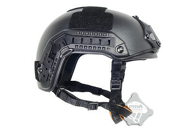 New BK FMA maritime Tactical Helmet ABS SWAT Black For Airsoft Paintball