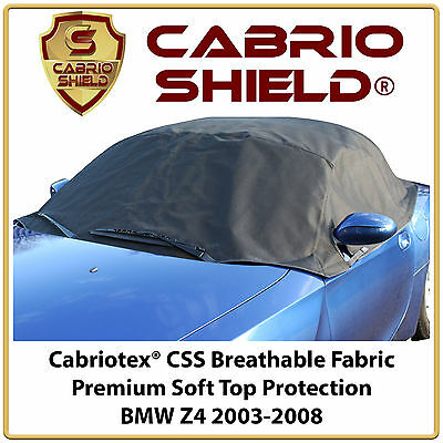BMW Z4 Car Hood Soft Top Cover Half Cover Protection 2003-2008