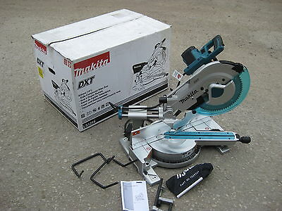 Makita LS1216 305mm sliding Mitre Saw with Laser double bevel 240V NEW BOXED