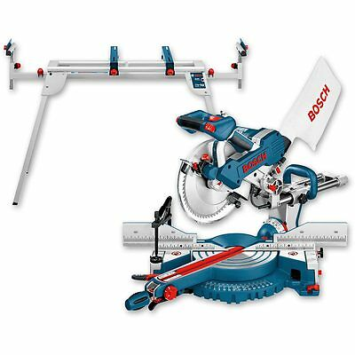 Bosch 230V GCM 10 SD Mitre Saw & Stand - Package Deal