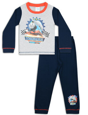 Thomas Pyjamas The Tank Engine Pj Snuggle Fit Boys Pjs