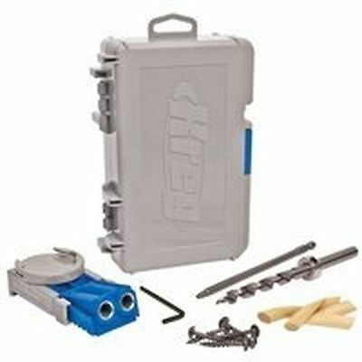 "New Kreg R3 Pocket Hole Jig Kit  System ""kreg Kit Jr"" Tool Kit Sale New In Box"