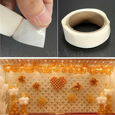 5/12mm 250/300 Dots Glue Double Sided Adhesive Tape Balloon Wedding Decoration