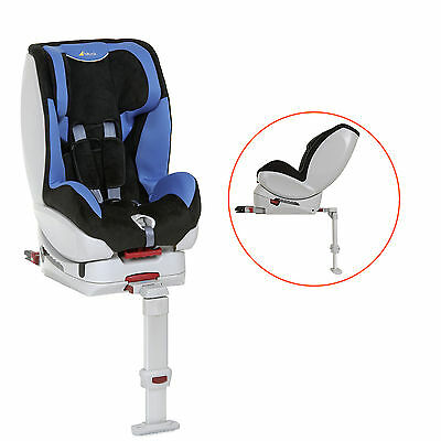 Hauck Black / Blue Varioguard Isofix Base Group 0/1 2-Way Baby Car Seat