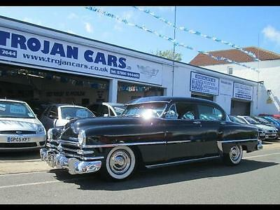 Chrysler New Yorker New Yorker PETROL MANUAL 1953/3