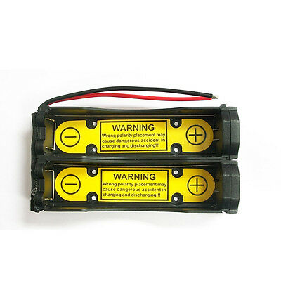 1 x 2S1P 3.7V 18650 Battery Holder Wire w/ Li-ion PCM Protection Circuit Module