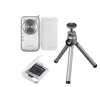 Samsung Galaxy S4 Zoom Bundle in White