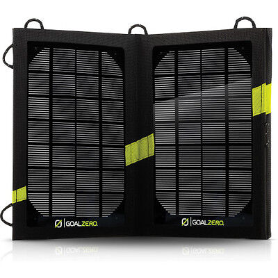 Goal Zero Nomad 7 Unisex Adventure Gear Solar Panel - Black One Size